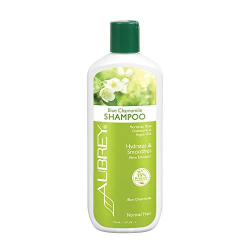 - Aubrey Organics Blue Chamomile Hydrating Shampoo - 11 oz