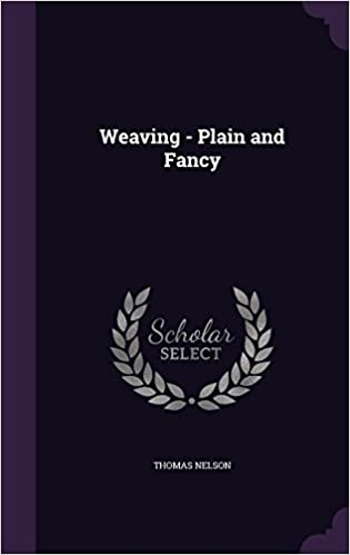 Book Weaving - Plain and Fancy