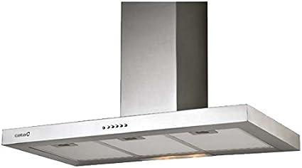 CATA S-700 - Campana Decorativa S700 Con 3 Velocidades: 141.18: Amazon.es: Grandes electrodomésticos