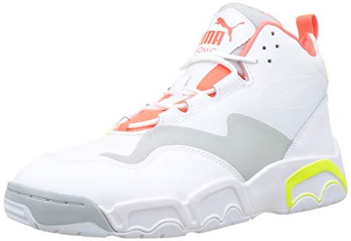 Puma Unisex-Erwachsene Source Mid Buzzer Hohe Sneaker