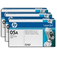 HP 05A CE505A Black Toner Cartridge, Office Central