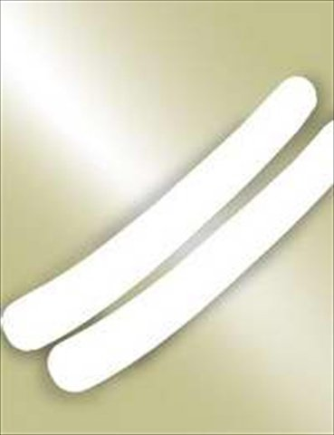 Clerical-Collar Replacement Tab White (Package of 2) -