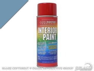 Mustang Paint Interior 1964 1/2 - 1969 Blue L-5747 - Scott Drake