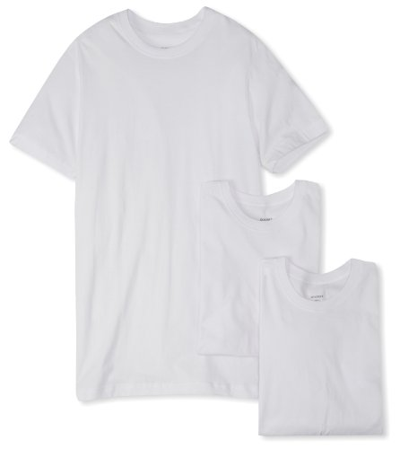 Essential Cotton 3 Pack Crew Neck T-Shirt (2xist Undershirt Men)