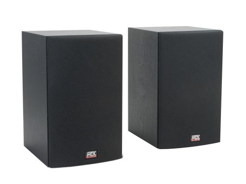 MTX MONITOR5I 5.25'' 2-Way Monitor Series Bookshelf Speakers by MTX