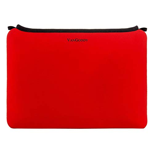Open Neoprene 11.6 12 Inch Laptop Sleeve Fit Huawei MateBook/MateBook E/Apple MacBook 12 / Dell Inspiron 11 3000 / Acer Switch 3 / Chromebook 11 / Lenovo Yoga Book/Asus VivoBook -