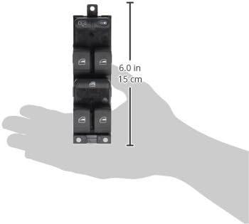URO Parts 1J4959857D Conjunto de interruptor de ventana