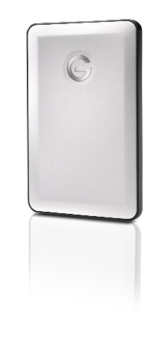 G-Technology G-DRIVE slim Ultra-slim USB External Hard Drive 500GB (5400RPM) (0G02361)