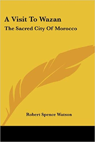 Book A Visit to Wazan: The Sacred City of Morocco