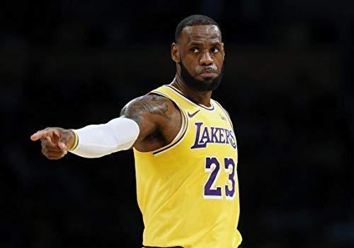 Desconocido Lebron James la Lakers Estados Unidos Baloncesto ...