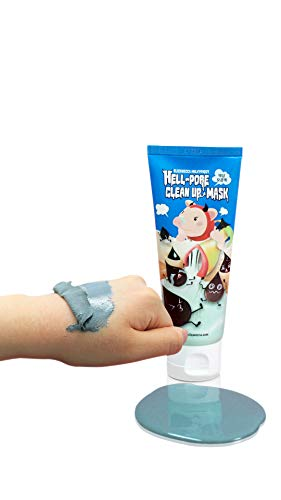 Elizavecca milkypiggy Hell-Pore Clean Up nose Mask, liquid type nose pack (100ml) (Best Pore Peel Off Mask)