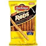 Bachman Pretzel Rods, 10.0-Oz Bags (Pack of 18)