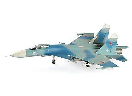 Zvezda 7206 Caza de Superioridad Sérea Sukhoi SU-27 Flanker ...