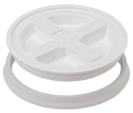 5 Gallon White Gamma Seal Lid