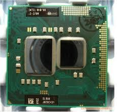 Intel Slbuk Core I3 Mobile I3-370m Laptop CPU Socket G1 2.4g