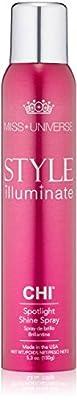 Miss Universe Spotlight Shine Spray CHI Hair Spray Unisex 5.3 oz