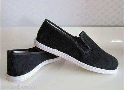 Amazon.com: FidgetFidget Shoes Ninja Slip On Cotton Sole ...