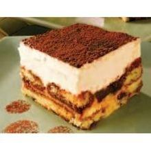 Alden Merrell Desserts Tiramisu Cake, 75 Ounce -- 2 per case. (Tiramisu Dessert)