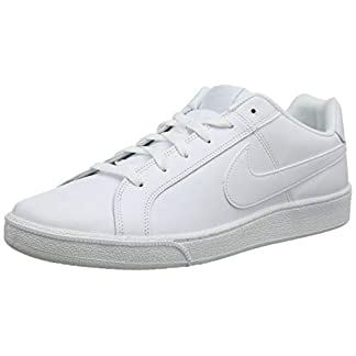 Nike Herren Court Royale Sneakers, Weiß (White / White), 38.5 EU 13