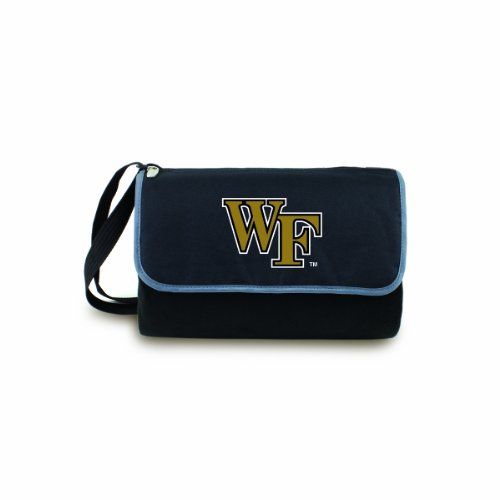 picture of NCAA Wake Forest Demon Deacons Outdoor Picnic Blanket Tote