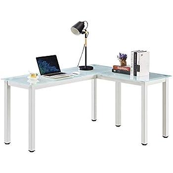 Amazon Com Greenforest L Shape Corner Computer Office
