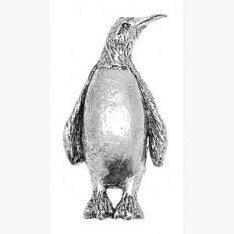 étain Pingouin Badge ÀÉpingle or Broche Cadeau pour écharpe, Noeud, Chapeau, Coat or Sac