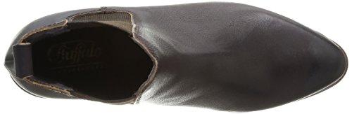 Buffalo London 2308 VEGAS - Botas de cuero para mujer marrón - Braun (TESTA 03)