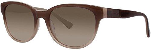 VERA WANG Sunglasses V444 Chocolate 54MM