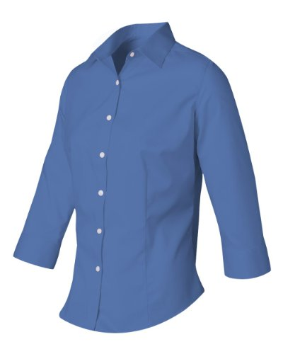 Ladies 3/4 Sleeve Dress - 3