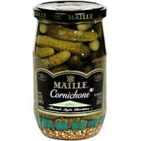Maille PicklesCornichons French Style Gherkins (12x7.5Oz)