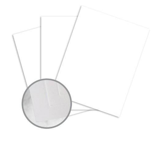 SuperFine Ultrawhite Card Stock - 26 x 40 in 100 lb Cover Eggshell 400 per Carton by Mohawk Fine Papers SuperFine