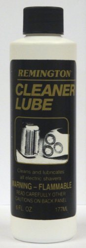 Remington Cleaner Lube for All Electric Shavers 6 Oz Bottle (Pack of 4)