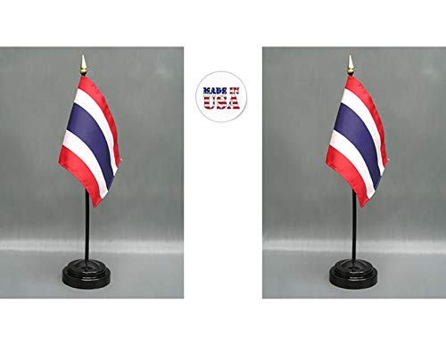 Made in The USA. 2 Thailand Rayon 4