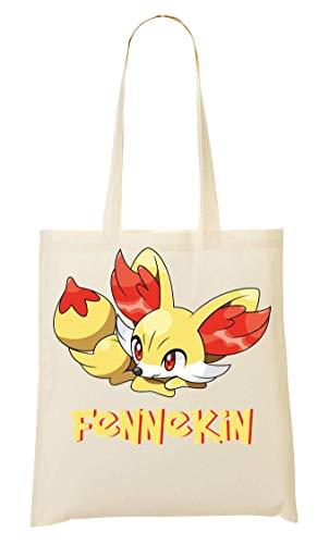 Design tout Sac Pokemon Provisions Fennekin Fourre À 5ZgqH