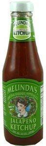 Tangy & Spicy Jalapeno Ketchup by Melinda's (Melindas Jalapeno)