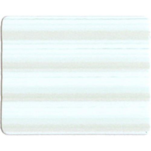 タチカワブラインド 横型 ブラインド シルキー アルミ 【ビジュアルカラー】 T-9775(ストライプホワイト) 幅 27~80cm x 高さ 241~260cm オーダーサイズ by インテリアカタオカ B07BKW6NTV  高さ241~260cm