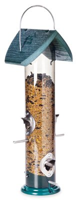 Going Green Mixed Seed Tube Bird Feeder ()
