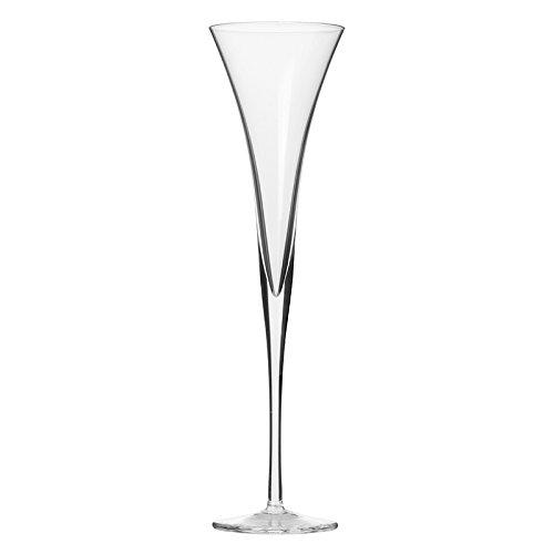 Deru Trumpet Champagne Flutes Set of 2#17319 ()