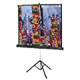 Da-Lite Versatol 89060 Tripod Screen 40-Inch by 40-Inch (Matte White)