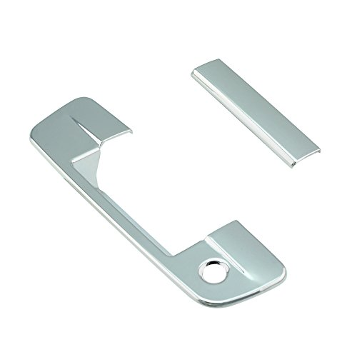 SEGADEN Chrome Plated Tail Gate Handle Cover fit for 2009-2016 DODGE Ram 1500 2010-2016 DODGE Ram 2500 3500 ( With Keyhole No Camera hole ) XG7760