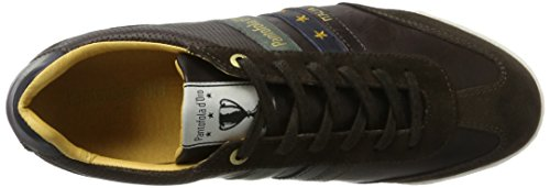 Coffee Pantofola Low Marron 42 Bean EU Homme d'Oro Bleu Baskets Uomo Vasto BrwxnvqzOB