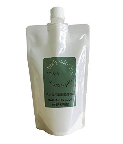 洗剤 DSシリーズ DSエイジ 60代以上用 400ml パウチパック(詰め替え用) 10本セット 消臭 B07HMLVX65  パウチパック(詰め替え用):10本セット