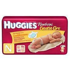 Med Specialties - K-C52238 : Huggies UltraTrim Diapers by Kimberly Cl by Med Specialties