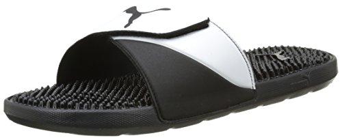 Puma Starcat Tpr - Sandalias deportivas Hombre Negro (Black-white 03)
