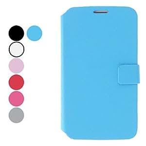 conseguir Exquisito diseño PU Funda de cuero con soporte y ranura para tarjetas para Samsung Galaxy N7100 Nota2 , Gris