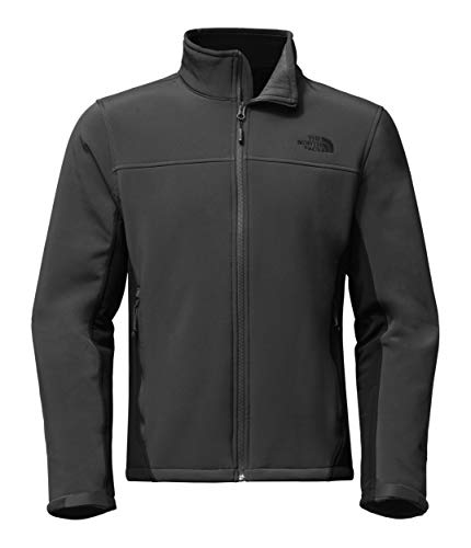 (The North Face Men's Apex Chromium Thermal Jacket Asphalt Grey/TNF Black XX-Large)