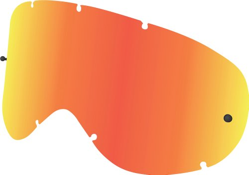 Dragon Alliance Replacement All Weather Lens for MDX Snow Goggles - Red Ion 722-1275