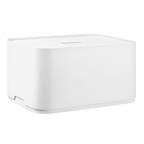 Iittala Vakka Box, Storage Box, Case, Container, Plywood, White, 1009480