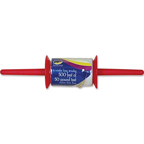Stake Line Winder, 50# x 500 ft. - Spool color may vary