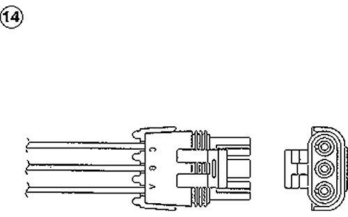 NGK 93892 Lambda Sensors: